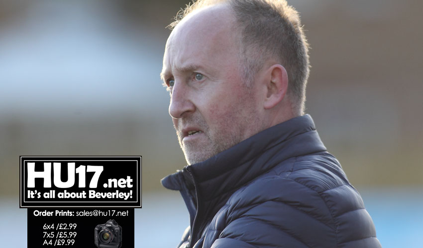 We Can Beat Anyone On Our Day Says Walkington Gaffer