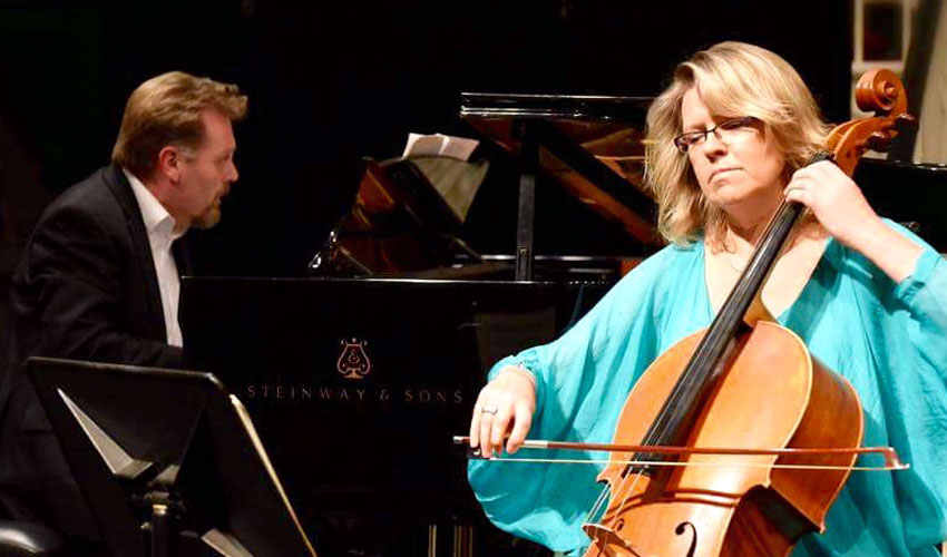 Former Opera North Cellist Miriam Roycroft Coming To Beverley