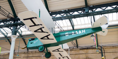 Gipsy Moth Takes Flight As It Finds New Home In Hull
