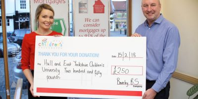 Hull Children's University Super Grateful After Being Named Charity of the Month