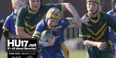 GALLERY : Beverley Braves Vs West Hull U13s
