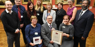 East Riding Archives Staff Presented With Top National Award