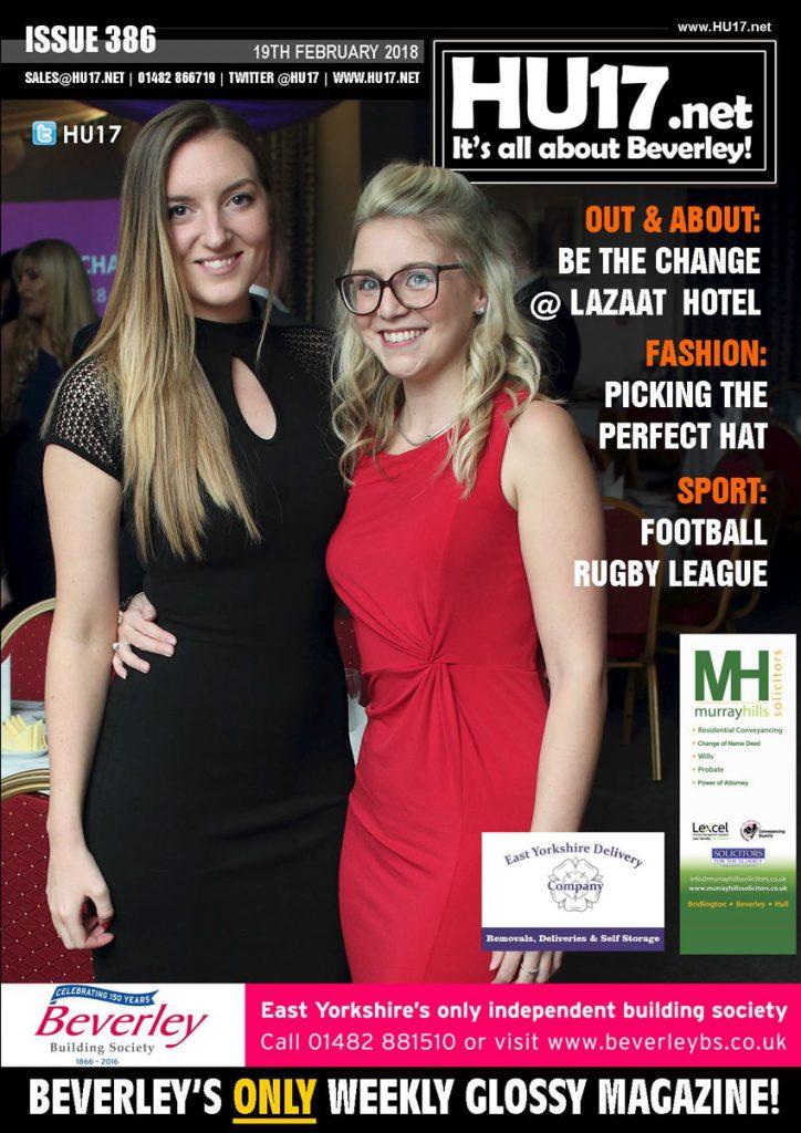 HU17.net Magazine Issue 386