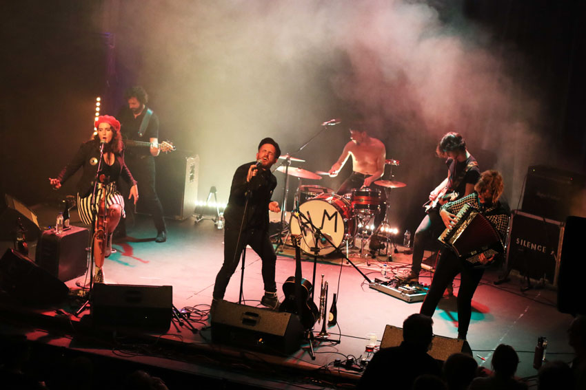 Stage4Beverley festival staves off the Winter Blues