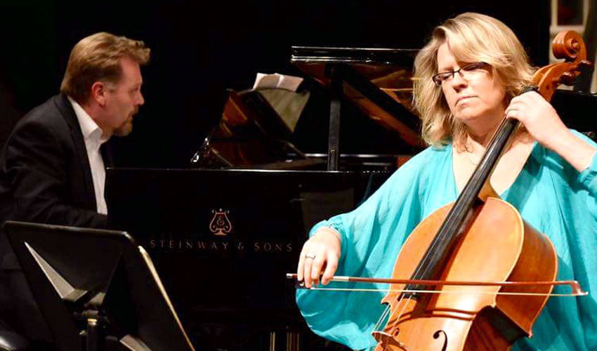 Lyrical Cello To Perform At Toll Gavel Church In Beverley