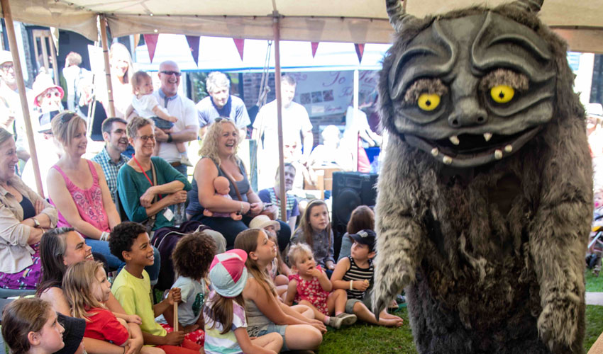 2018 Sees Most Ambitious Puppet Festival To Date