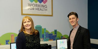 New Service Aims To Conquer Mental Health Taboo And Get People Back To Work