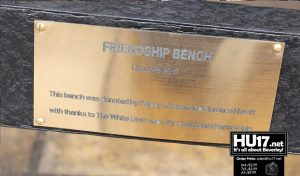 Efforts Pay Off As New Friendship Benches Are Installed