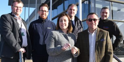 New Business Centre – Ergo – Nears Completion With Key Handover