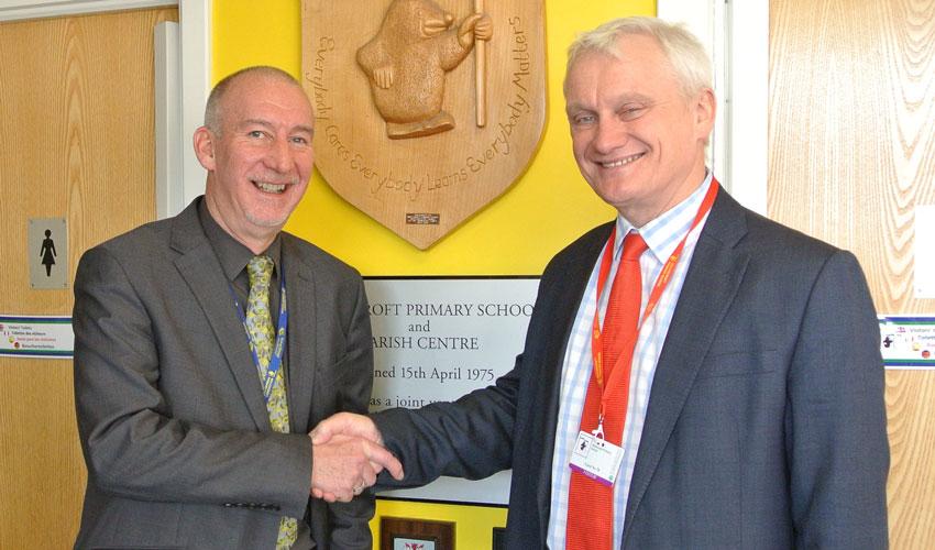 Molescroft Maths Funding Will Multiply Our Schools' Progress