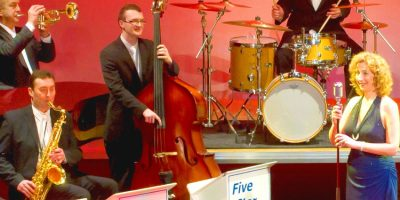 Swing Time - A Night Of Swing Music At The Parkway Theatre
