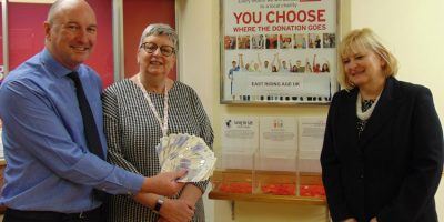 Members Vote For Age UK As Their Charity Of The Month
