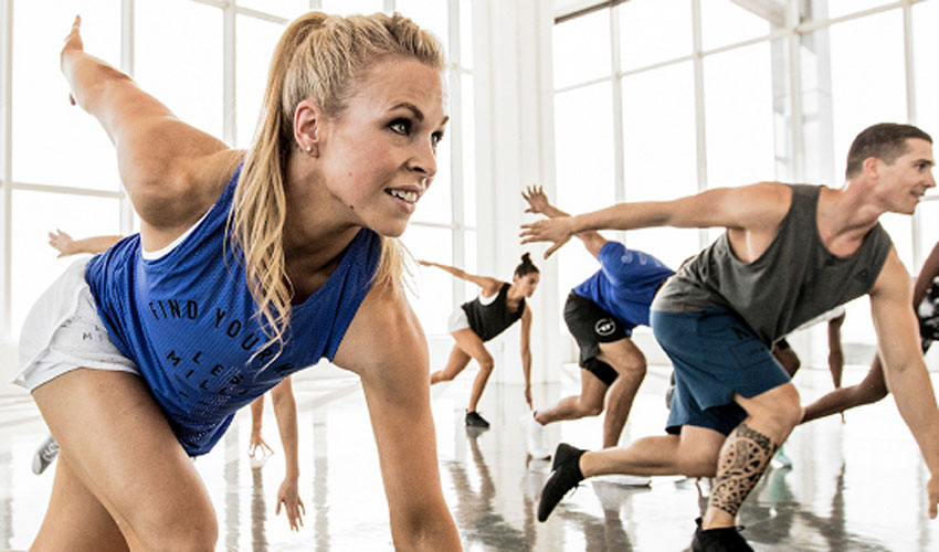Celebrate BODYATTACK™ 100 At East Riding Leisure Beverley