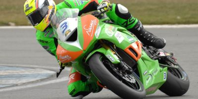 Westmoreland Proud To Be Staying At Gearlink Kawasaki