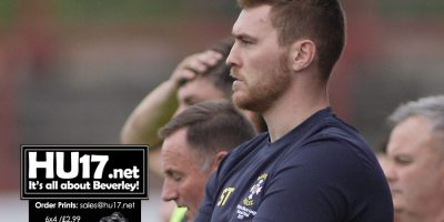 Taylor Plays Down Win As Blue & Golds Finally Return To Action