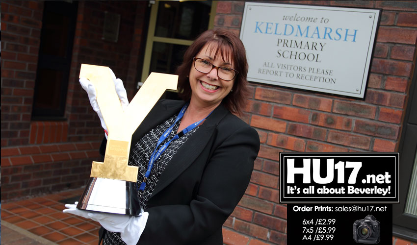 Tour de Yorkshire Trophies To Go On Display In Beverley And Schools