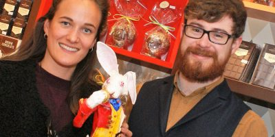 Chocolate-Inspired Sensation To Take Over Beverley Streets
