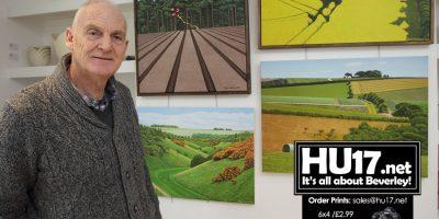 Gallery @ SALT in Beverley Presents An Exhibition By Peter Watson