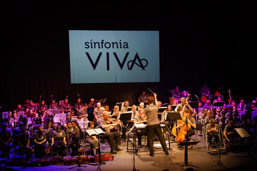Still Tickets Reaming To See Sinfonia Viva In Beverley