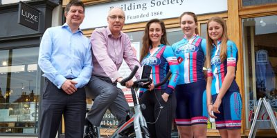 Tour De Yorkshire Team Push Off Beverley Building Society's Fundraiser