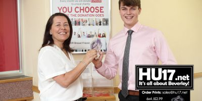 HER Breast Friend Win Beverley Building Society Charity Of The Month