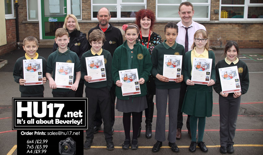 Hull and East Yorkshire Children's University Team Up With Beverley School
