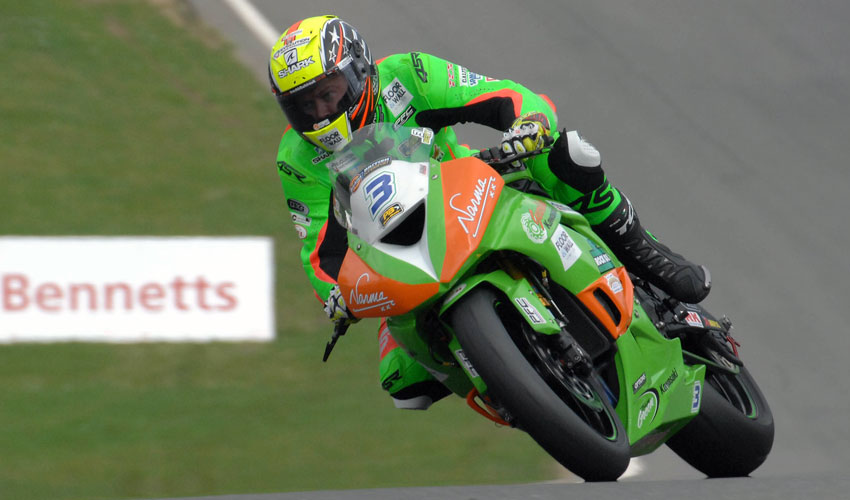 Westy Earns 'Reasonable Points Total' At Brands Hatch Indy Circuit
