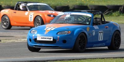Brough's Andrew Pretorius Races Well In MaX5 Championship