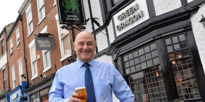New Look Green Dragon Pub The Perfect Place To Relax