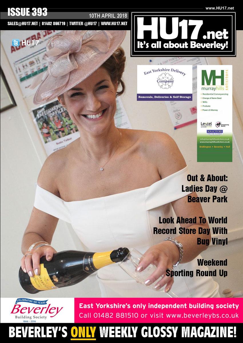 HU17.net Magazine Issue 393