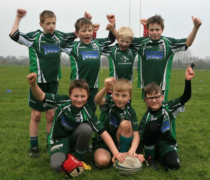 Passion And Heart On Display For Beavers U9 Squad