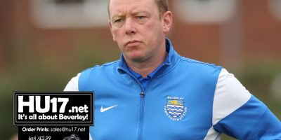 Beverley Town Share Spoils With Ferriby As Conditions Impact Game