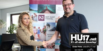 Not Just Travel Appoint Olivia Armstrong As Business Continues to Grow