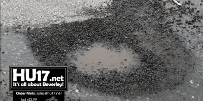 Over £1m To Be Invested Fixing Potholes In The East Riding