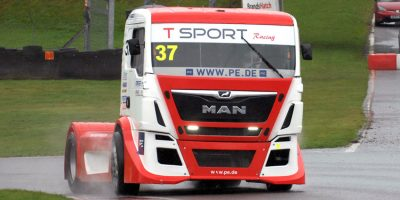 Terry Gibbon Happy with Performance At Brands Hatch
