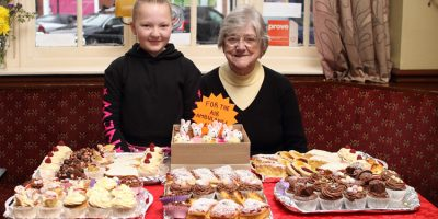Local Youngster Sells Cakes Raising Money For Yorkshire Air Ambulance
