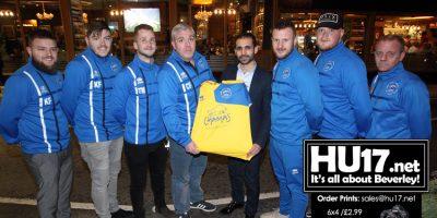 Beverley's 'Premier Brazilian Rotisserie' Chamas Back Humber Colts