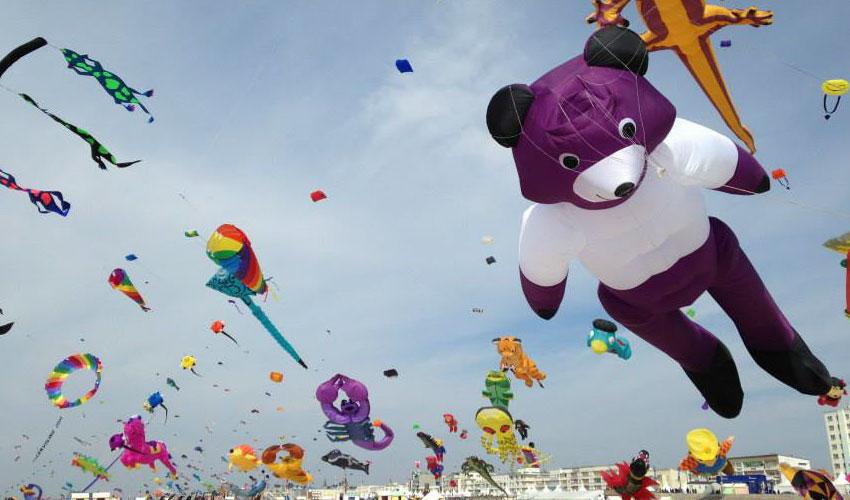 Return Of Kite Festival Will Set Spirits Soaring In Bridlington