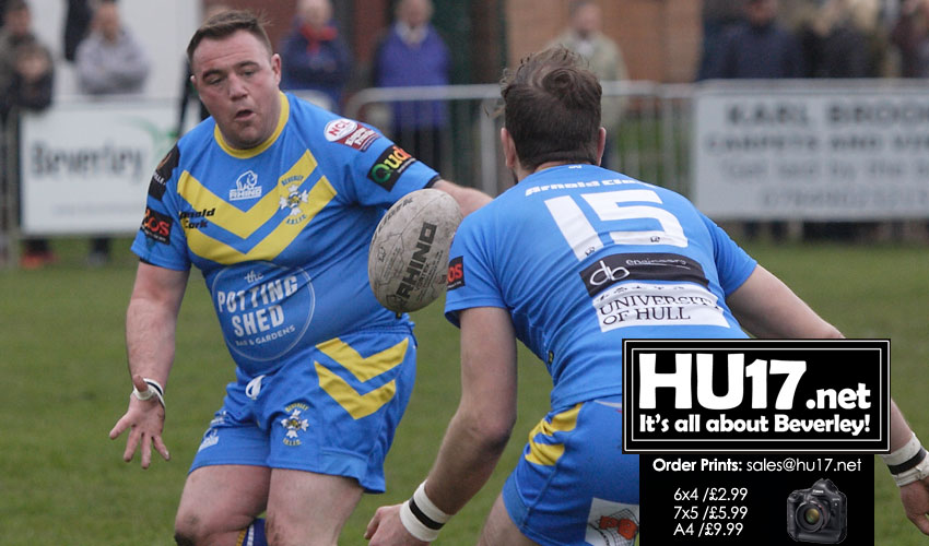 Blue & Golds Face 'Toughest Test Yet' With Visit Of Clock Face Miners