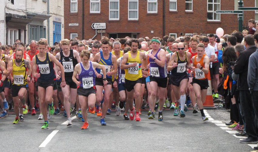 Beverley AC Delighted After New record And Largest Ever Field Take Part In 10K