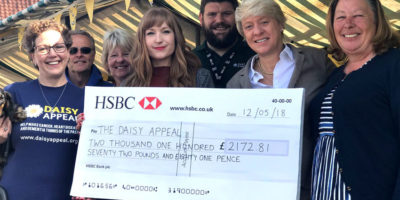 Beverley Market Traders Present Over £2,000 To Hospital Appeal