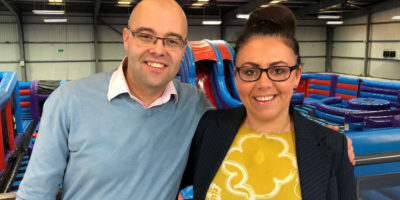 Inflatable Double-Decker Theme Park Coming To Beverley