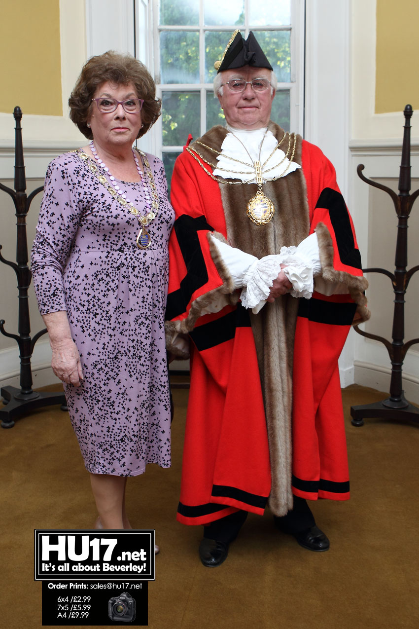 Cllr Bryan Pearson Elected As New Mayor of Beverley