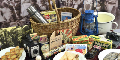 Reminiscence In The Community - Bringing The Past To Life For Those Living With Later Stage Dementia