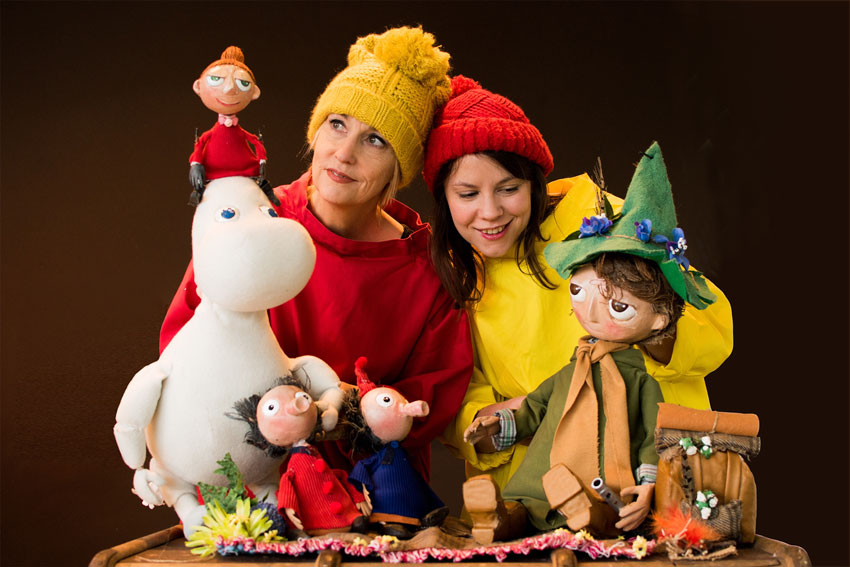 Moomins And Mischief At This Summer's Beverley Puppet Festival