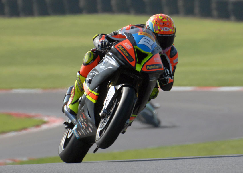 MOTOR SPORT : Westmoreland & Rushby Enjoy Mixed Results