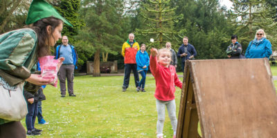 Sewerby Hall Has Plenty Of Activities For The Family This Half Term