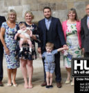 OUT & ABOUT : Alfie Jacob White's Christening @ St Mary's Church