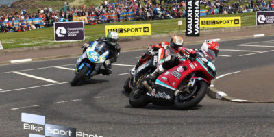 Cowton Jumps Up A Level With Maiden Nw200 Victory