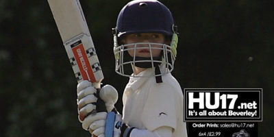CRICKET : Beverley Town U11s Host Sutton AT Norwood